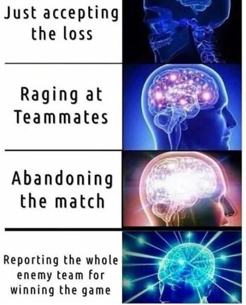 League of Legends Memes - Report