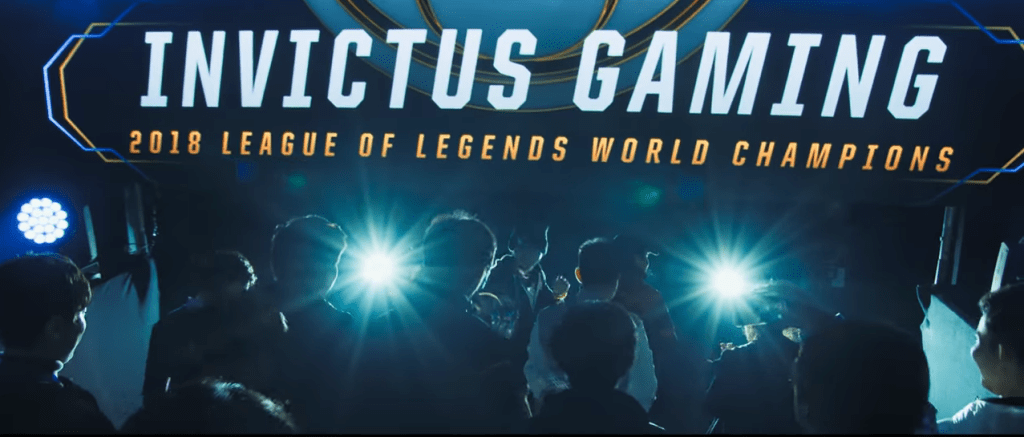Weight of the World | Invictus Gaming vs G2 Esports