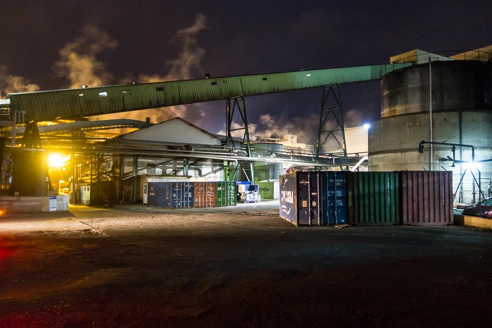 L'usine sucrière de Bois Rouge