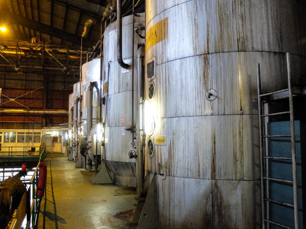 Distillerie de Savana