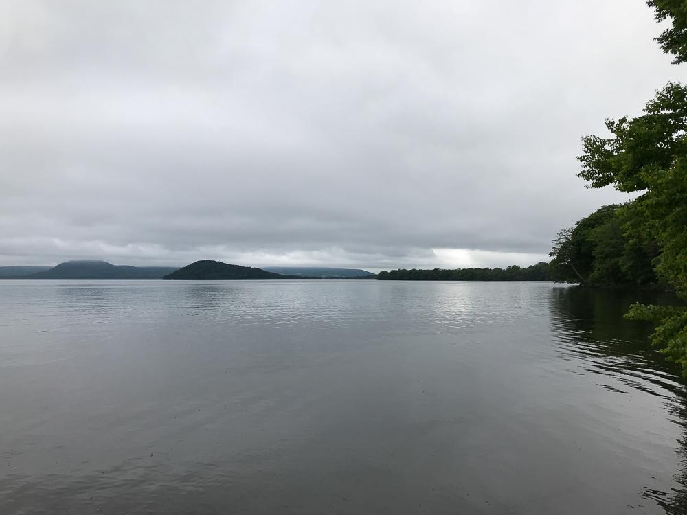 Lac Kussharo