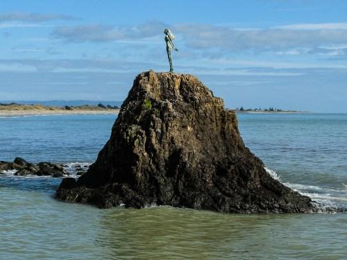 Wairaka, Lady on the Rock