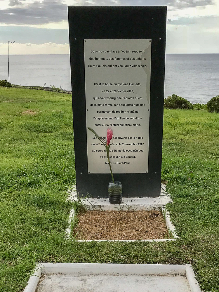 Memorial de la fosse commune