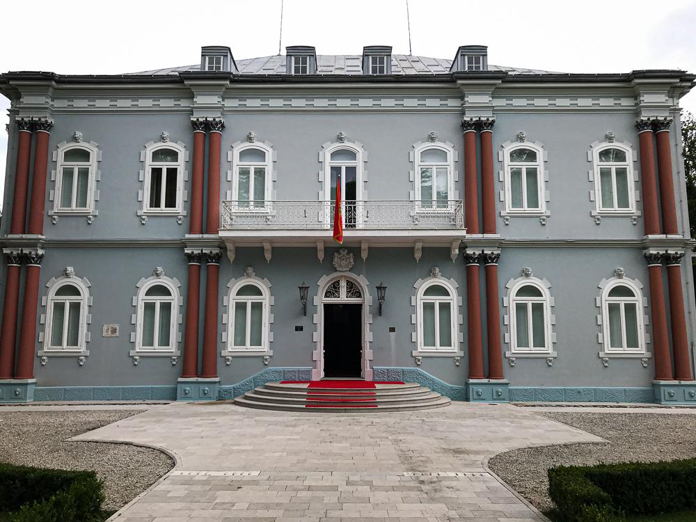 Ex ambassade russe