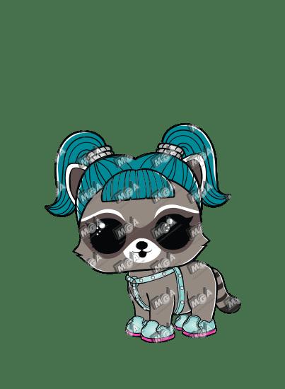 Racoon-Stronaut