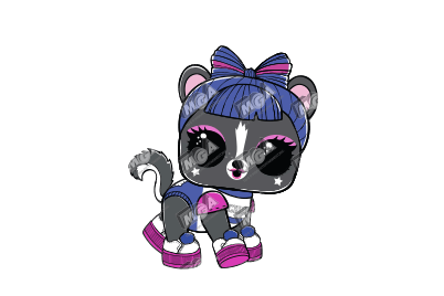 Ra-Ra Skunk