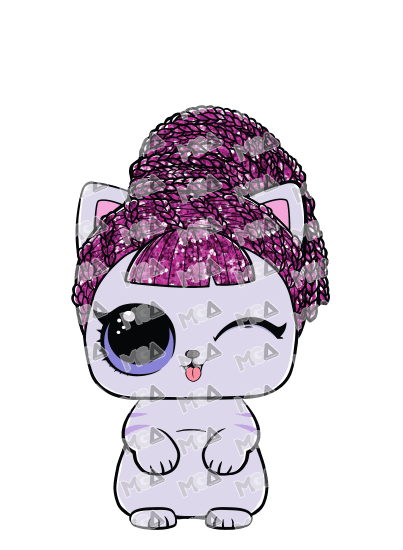 Purrfect Bling