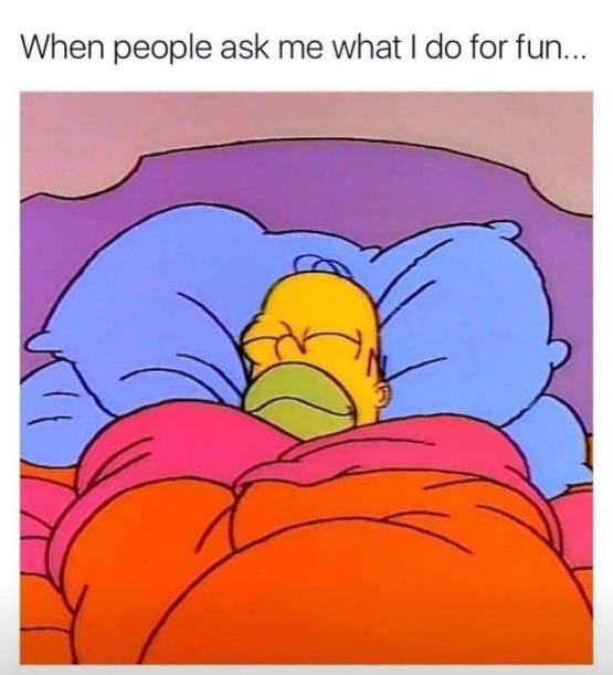 Funny Af Simpson Meme