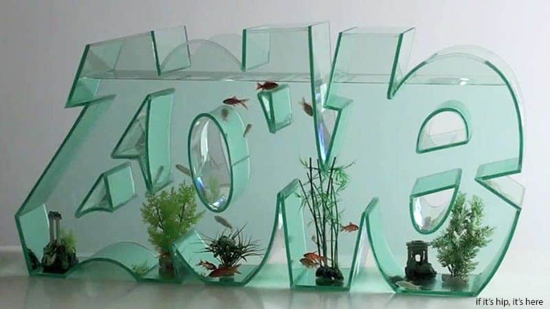 15 Cool Fish Tanks You Wish You Had Page 3 Of 5