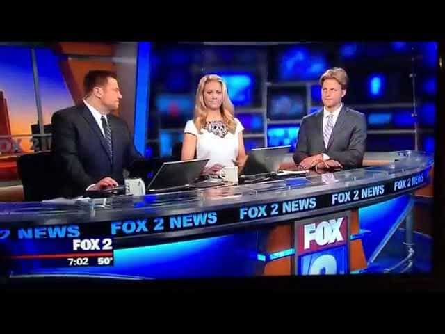 Newscaster Wants A Dry Hump Day Her Co Hosts Reaction Is