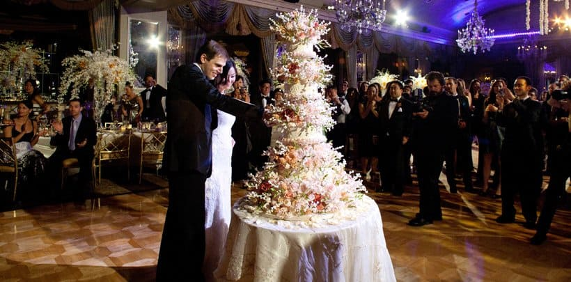 10 Extremely Expensive And Incredible Wedding Cakes  Page 3 of 5