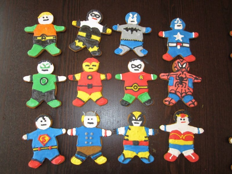 10 Amazing Gingerbread Cookie Designs For Christmas  Page 2 of 5