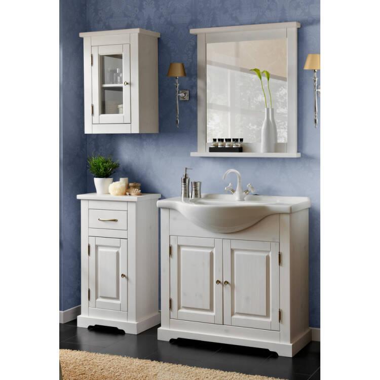 Badezimmer Mbel Set inkl Waschtisch mit KeramikWas