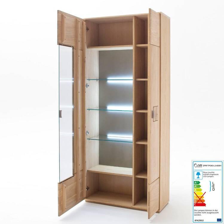 3 er led glass shelf lighting 45 cm
