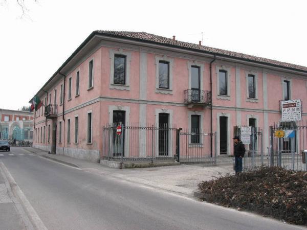 Villa Mella Bazzero Alborio Via Dante Alighieri 38