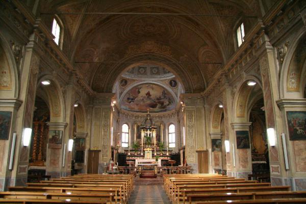 Risultati immagini per chiesa di san giorgio Villanterio