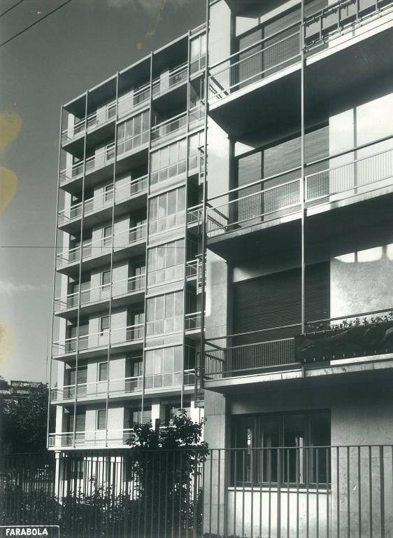 Condominio in via Lanzone 6  Milano MI  Architettura