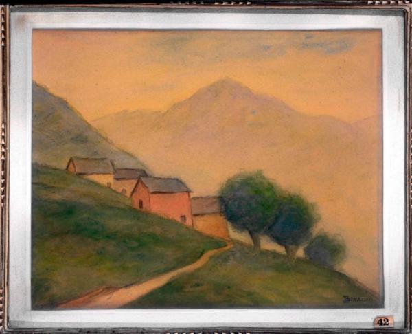 Baite in Val Darengo Binaghi Luigi  Opere e oggetti darte  Lombardia Beni Culturali