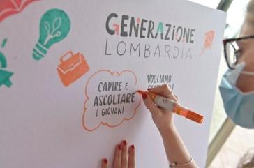 Generazione Lombardia a Pavia, giovani coinvolti online per nuova legge