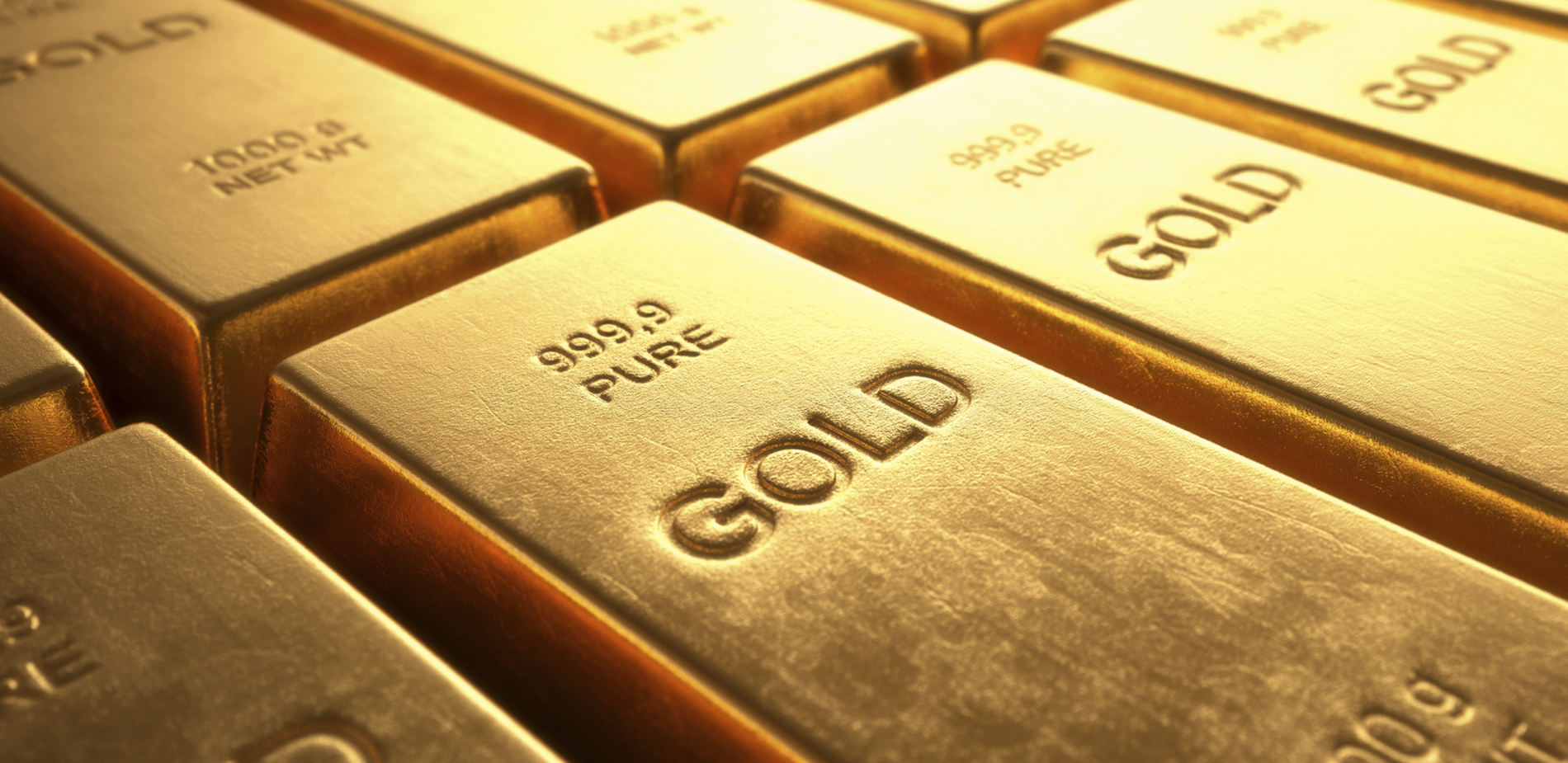 Gold Prices Fall Amidst Lower Demand Fed Statement