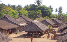 Lombok Traditional House