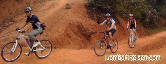 Lombok Biking Trip