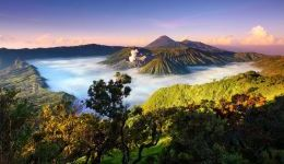 Java Trekking Package 5D/4N