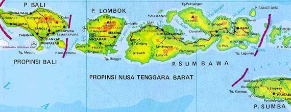 Lombok, Bali, and Nusa Tenggara