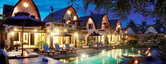 Hotel Villa Ombak Gili Trawangan