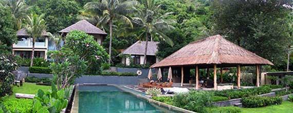 Villa Qusia Lombok Island