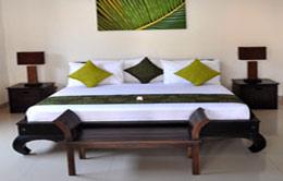 Villa Hijau Room