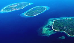 Travel to Gili Islands