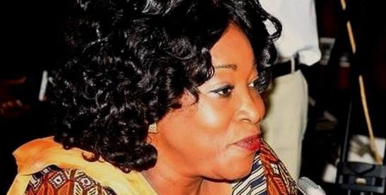 Shirley Ayorkor Botchway l'émissaire de Nana Akuffo à Faure Gnassingbé