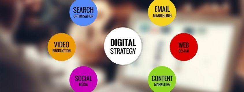Cómo crear una estrategia digital web
