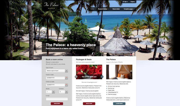 Estrategias de creación de páginas web hoteleres