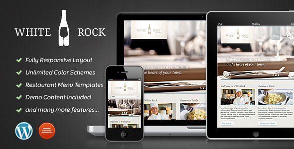 Diseño web adaptativo para restaurantes y cafeterías
