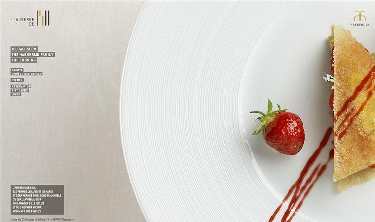Creación de páginas web para restaurantes