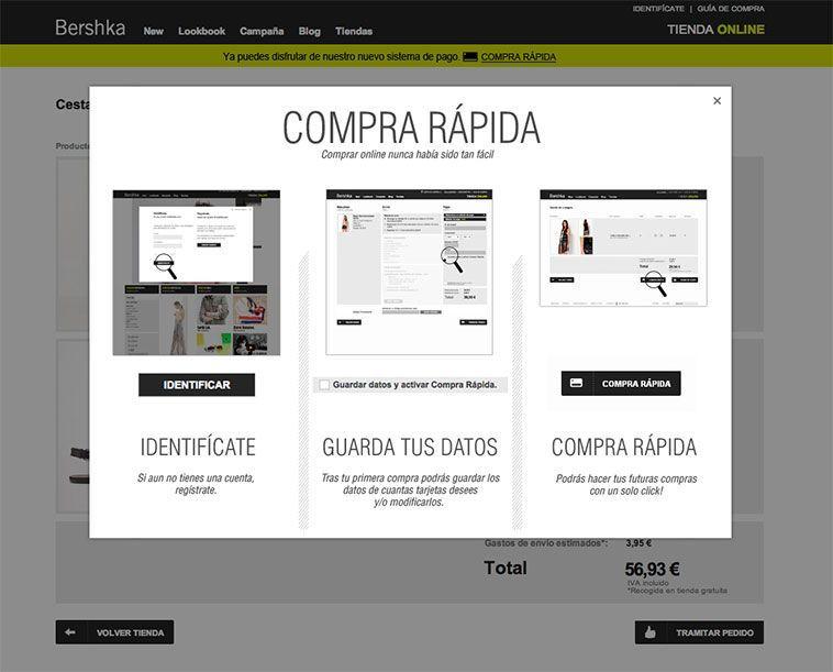 Trucos diseño de tiendas virtuales exitosas - Proceso de compra