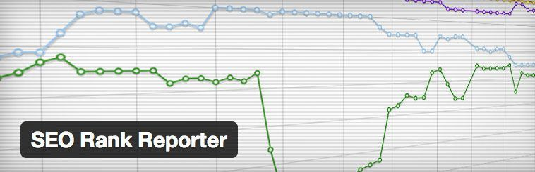 Plugin SEO de WordPress - SEO Rank Reporter