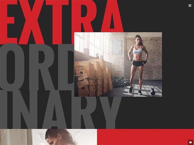 Jupiter - Tema WordPress para pequeños y medianos gimnasios, salas de fitness, entrenadores personales