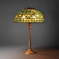 mosaic table lamp   http://lomets.com