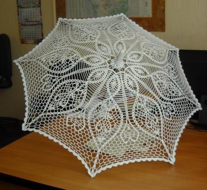 crochet umbrella  httplometscom