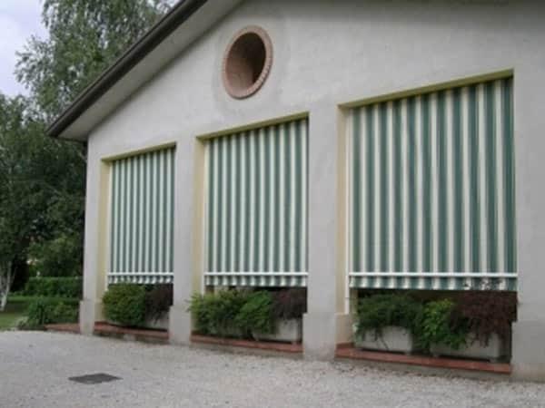 Tende da esterno al miglior prezzo. Tende Da Sole A Caduta Treviso Giavera Del Montello Tenda Verticale Esterni