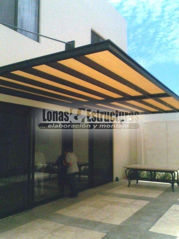 Malla Sombra  Lonas y Estructuras