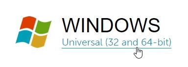 Vagrant Download Windows Version option