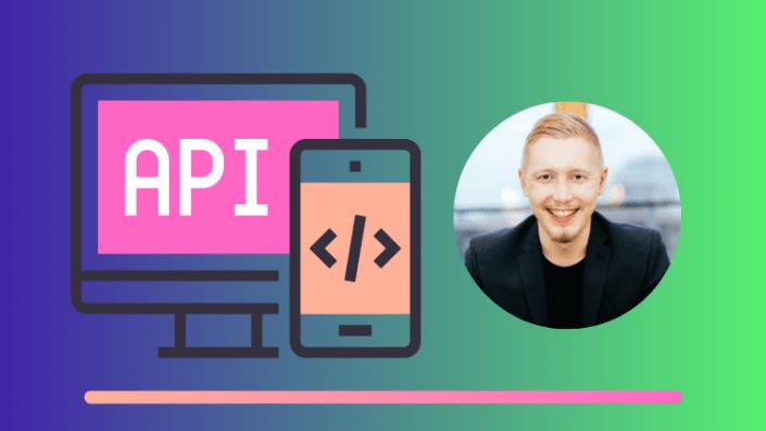 Beginner API Course Image