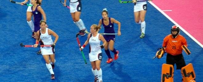 Hockey 2012 Olympic Style – Thanks BA!
