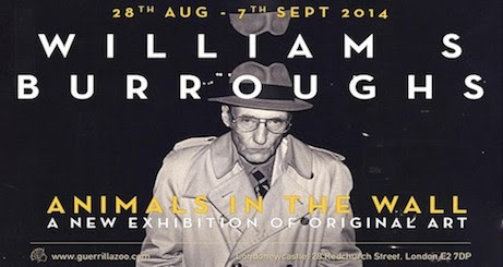 William Burroughs – yet he's no rabbit!