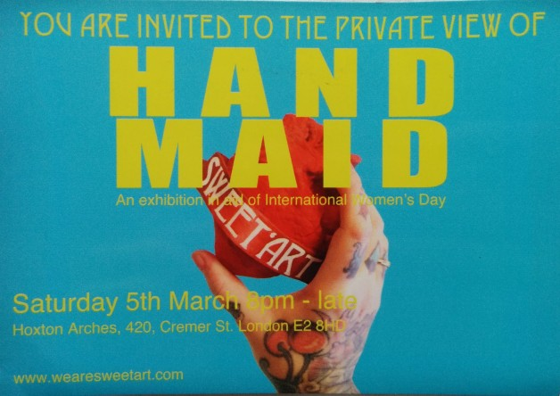 HandMaid Private View