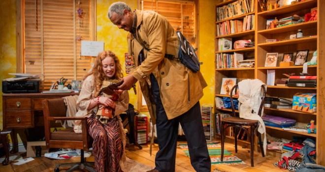 'The Dog Walker' Jermyn Street Theatre – Review